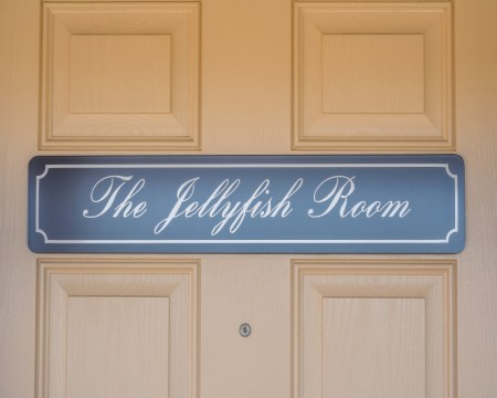 Stage Coach Lodge - The Jellyfish Room